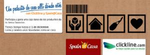 Concurso Clickline y Spain@Casa