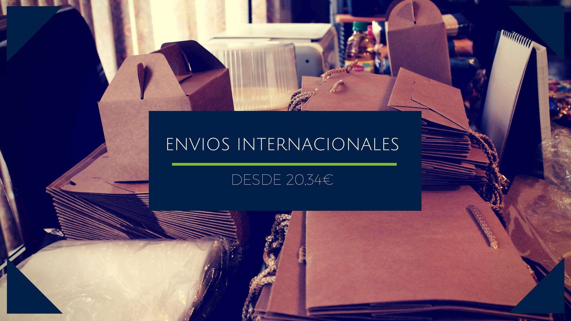 paquete internacional