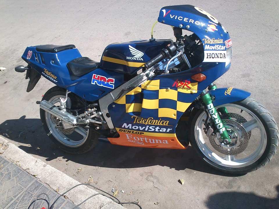 transporte de moto