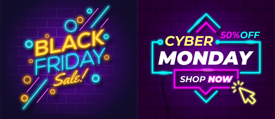 Black Friday y Cyber Monday